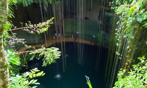The 20 most beautiful cenotes in Mexico Part 1