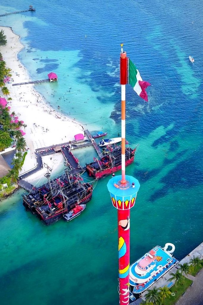 scenic tower xcaret and cancun