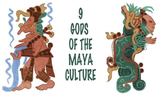 The major ancient Mayan Gods you should know about