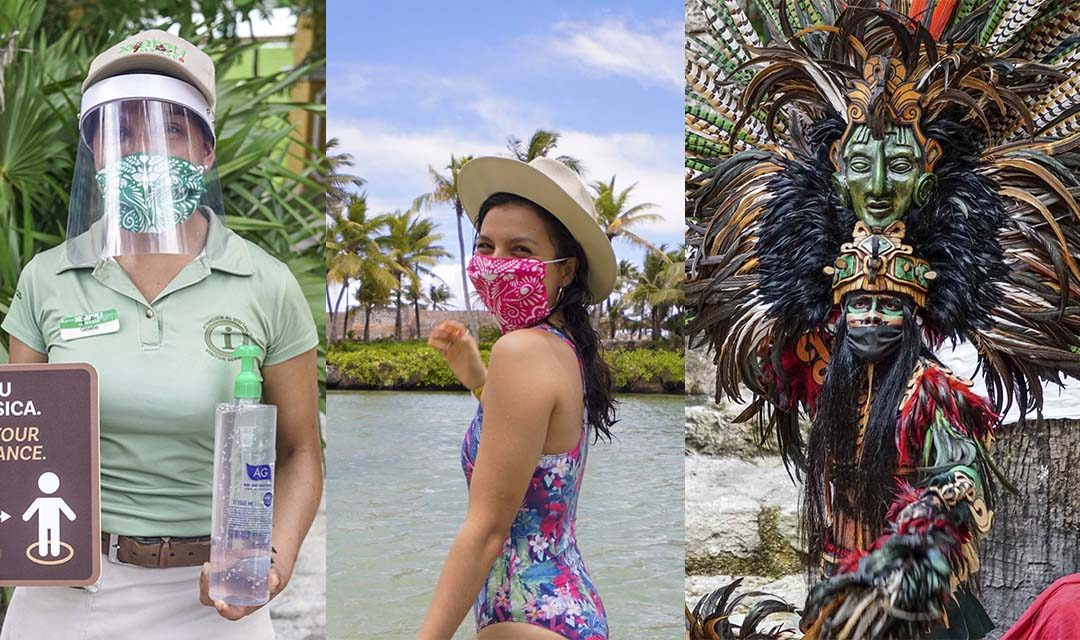 """How does traveling to Xcaret in Mexico under the """"new normal"""" looks like"""