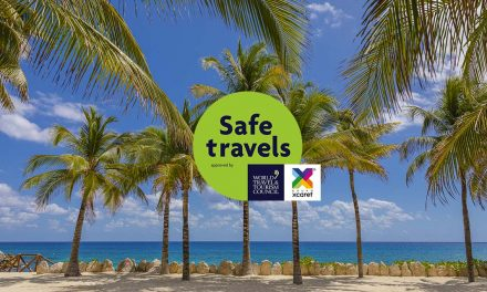 What does it mean to have a Safe Travels certification from the WTTC?