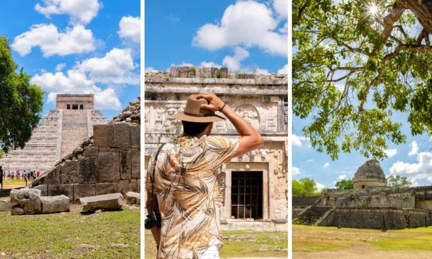 How to get to Chichén Itzá? Map and transportation options