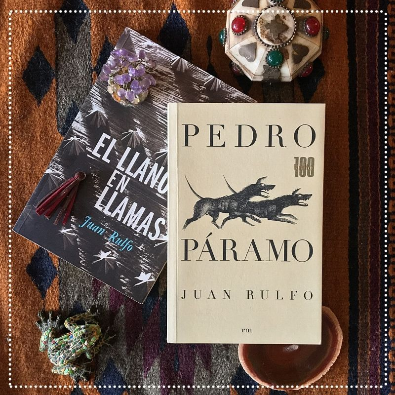 books by juan rulfo - pedro páramo and the burning plain and other stories