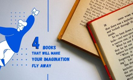 4 books that will make your imagination fly away