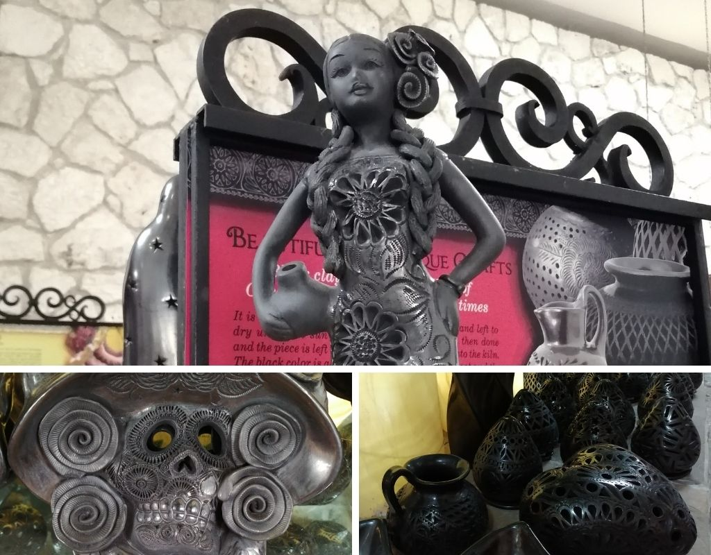 10 most popular crafts in mexico-black mud