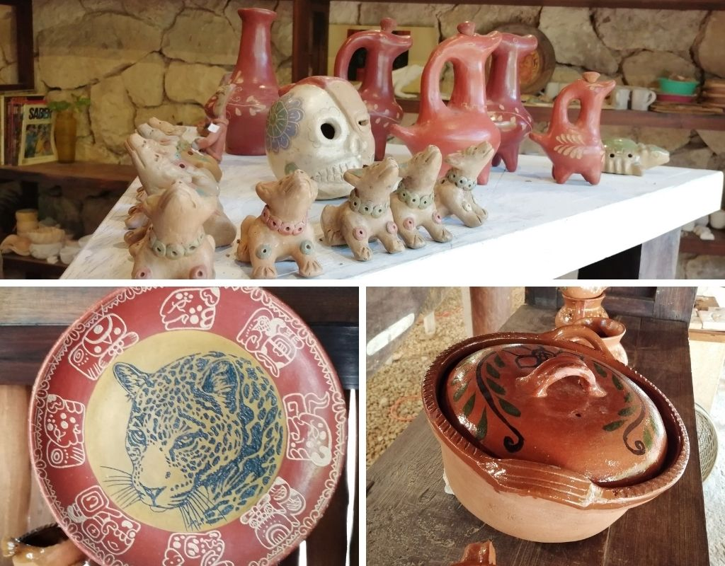 clay crafts - 10 most popular crafts in mexico