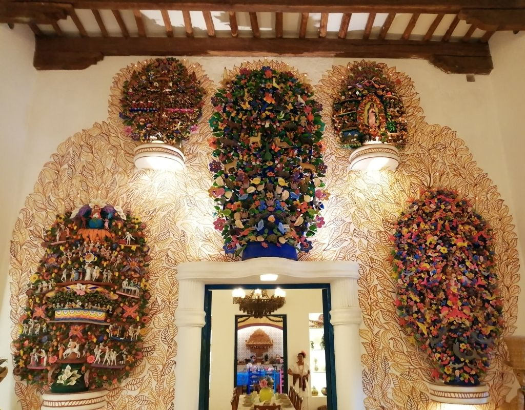 10 most popular crafts in mexico-tree of life