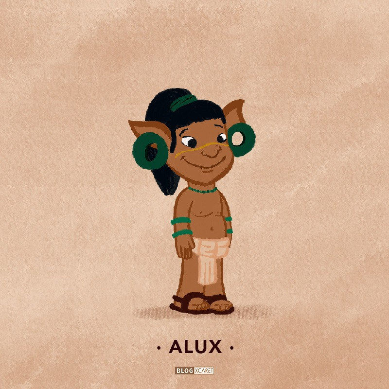 alux- 10 mythological creatures of mexico