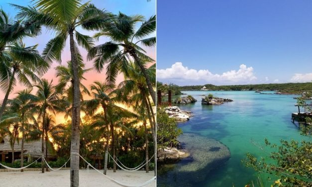 How is the weather in Cancun and Riviera Maya?