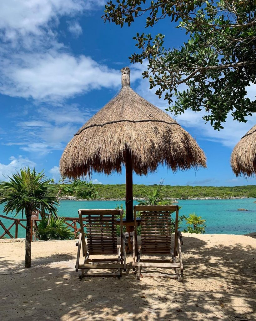How is the weather in Cancun and Riviera Maya xelha