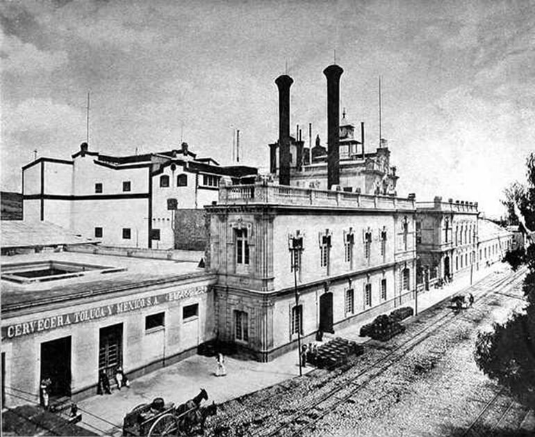 mexican beer factory