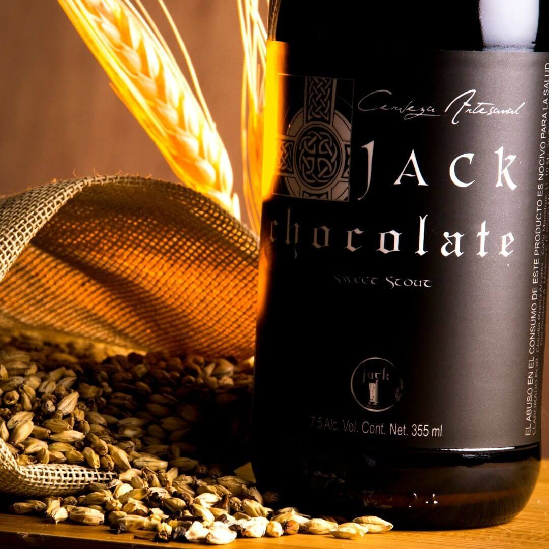 jack chocolate mexican beer