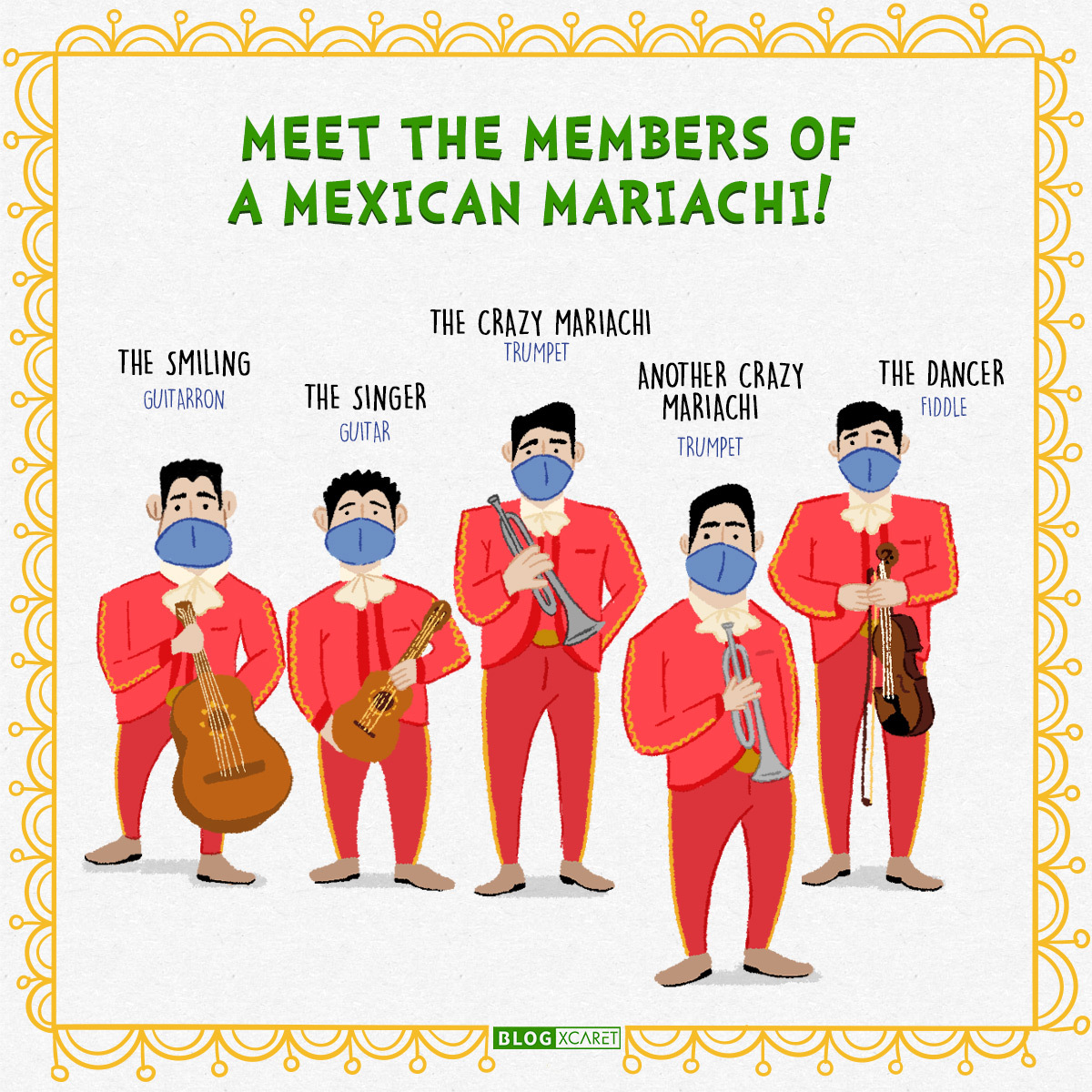 classical mariachi formation