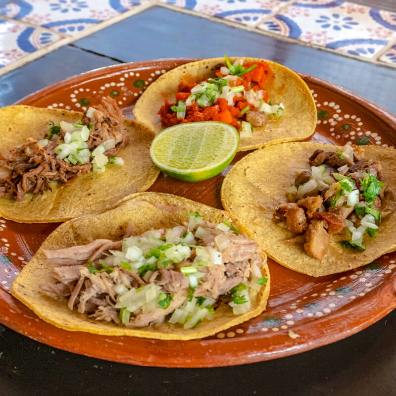 Cultural Heritage Mexican Food