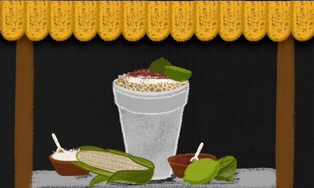 How to make traditional Mexican esquites (Mexican street corn)