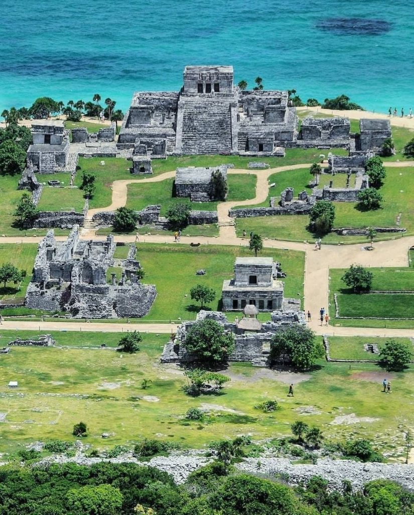 what to do in Tulum Mexico on 2021 archaeological zone