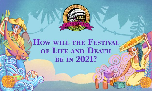 How will the Festival of Life and Death be in 2021?