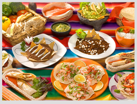 10 basic dishes of Mexican gastronomy