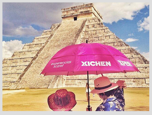 chichen itza - xcaret expeditions