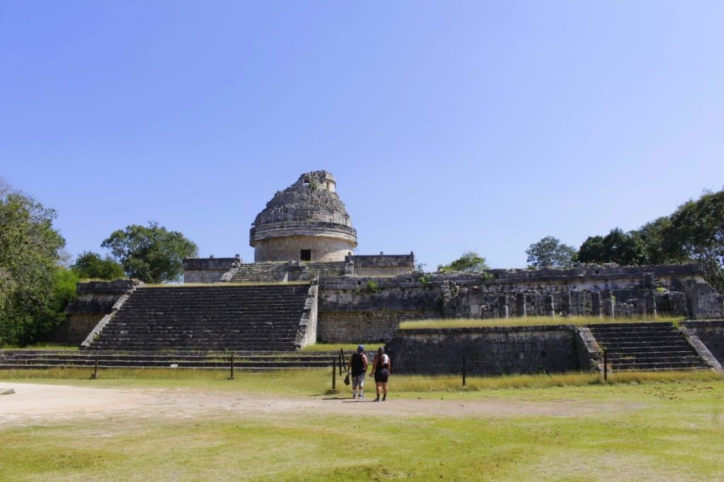 Hidden Treasures of Chichen Itza: El Caracol